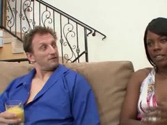 Sex practice with a stepdad