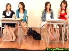Asian fetish teens classroom vibrator play