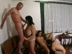 Swingerorgy FFMM 01