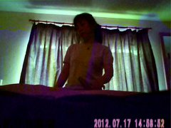 Chinese masseuse provides happy ending (hidden cam)