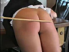 Brits Girls Disciplined by the Headmaster by snahbrandy