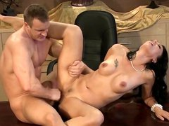 Zoe Holloway is a cougar that really wants some fresh meat