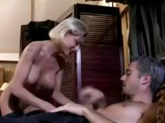 a young woman fucks her brother