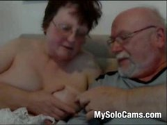 Mature couple brian and wife from liverpool play on...