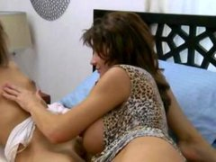 Deauxma get lesbians lover with marrier sex