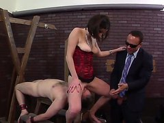 Watch great scene where Kurt Lockwood is spending great time with cheating wife Veruca James