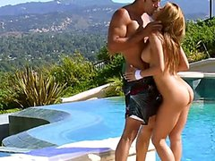 Alexa Nicole and Marco Rivera in Flawless Brunettes 4: All Day Long