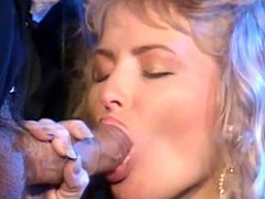 Exquisite blonde babe gets banged by her husband