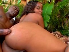 Dominque Pleasures Thick Black Teen