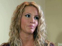 Jessica Drake is a milfy porn star that stars in