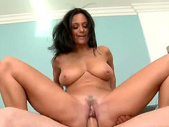 Ava Addams has returned from college
