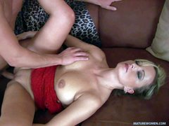 Cordula is a sex obsessed milf that can't get enough.