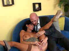 Horny wife Veronica Avluv called her