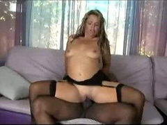 Kelly Leigh Gets Excited About Black Dick