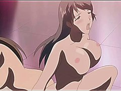 Hentai girl caught and groupfucked by tentacles monster