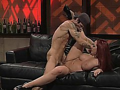 Kelly Divine Gets Her Brazilianed Pussy Fucked