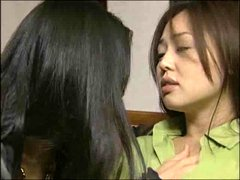 Japanese Lesbian Bus sex conclusion (censored)