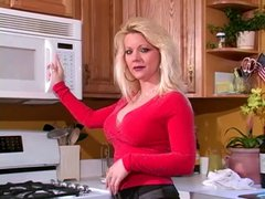 Erin Cooking Up Some Fun - Part 2