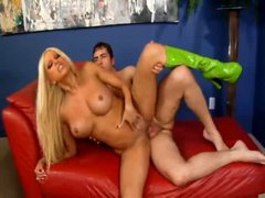 Brady Bunch parody movie with Gina Lynn