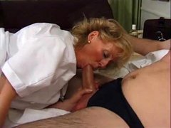 They call a masseuse and get to fuck her
