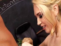 Kagney Linn Karter - what a teacher
