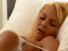 blond beauty princess licked n fucked