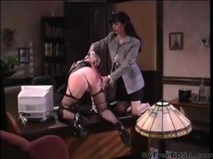Naughty Hoe Felix Vicious Loves To Get Spanked bdsm...