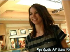 Allie teen girl watch this naturally beautiful teen