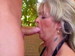 Granny needs one last fuck