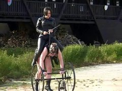 outdoor fun for the mistress