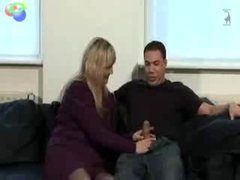 Blonde German Mature Affiare