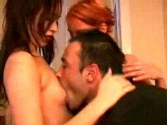 Alexa May in threesome action 1