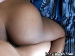 Lovely Black Ex Girlfriend Doggystyled And Cumshot On Ass