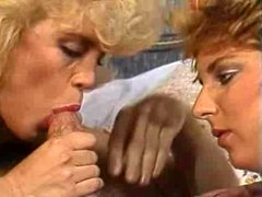 I Love The 80s - Amber Lynn Threesome