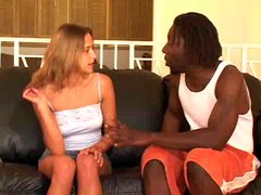 British Teen Interracial Fuck