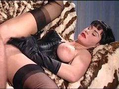 Karma Rosenberg - Gloves and stockings
