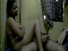 Desi Indian Couple Fuck in Home Full Hidden Cam Sex...