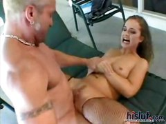 Anal whore Louisa Rosso likes toys and cock in her nice tight ass