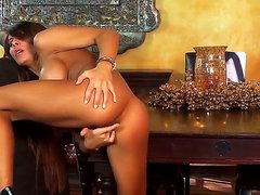 Madison Ivy goes to far in