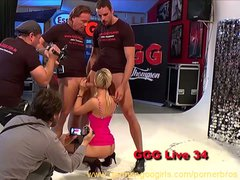 Jessy banged by group of guys