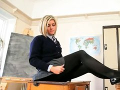 Horny teacher undress body just for you