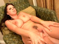 Gianna Michaels fucked in hairy pussy