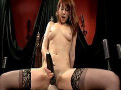 Watch! Mistress And Her Slave Prostate Milking (JLTT)