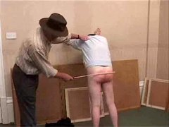 Spanking and caning and flogging