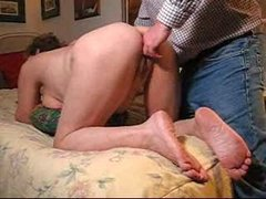 chubby mature woman fucked