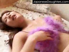 Young japanese daughter fucked by stepdad