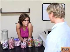Gia Paloma - Candy Store Coeds - Scene 1